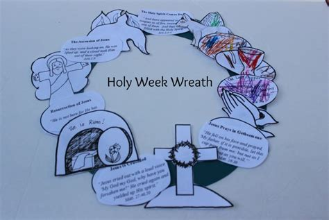holy week craft ideas 5 favorite lent and easter crafts for children 4685