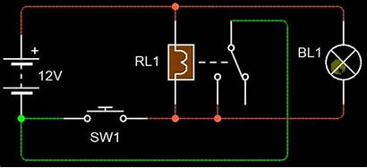Switch Dc Circuit Relay Short Cut Autocut