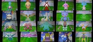 All Shiny Pokemon Gen 7 Images | Pokemon Images