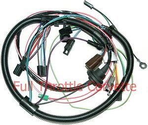 1979 Corvette Wiring Harnes by 1979 Corvette Air Conditioning Ac Wiring Harness New With