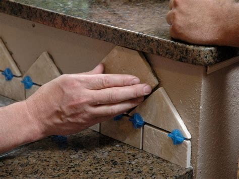 how to put up kitchen backsplash how to install a backsplash in a kitchen how tos diy 8837