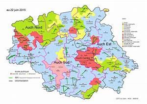 Carte Du Gers Détaillée : se unsa 32 ~ Maxctalentgroup.com Avis de Voitures
