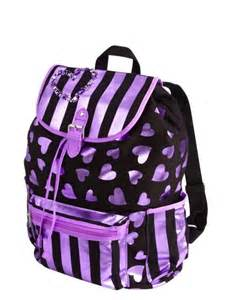 Girl Store Justice Backpacks