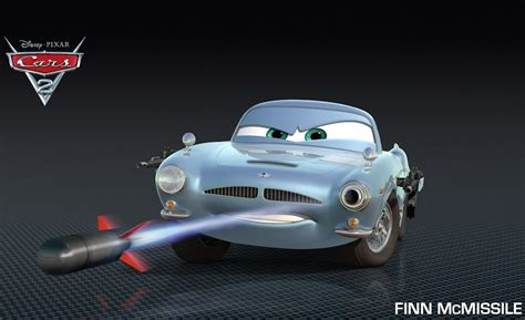 Behind The Scenes Of Cars 2