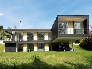 Wärmedämmung Am Haus : haus mit r ckgrat modernes einfamilienhaus nachverdichtung ~ Bigdaddyawards.com Haus und Dekorationen