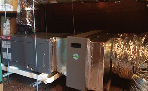 how to repair a basement wall hvac installation repair projects in billerica boston