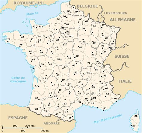 Carte De Et Region Et Departement by Fond De Carte Des Regions Et D 233 Partements