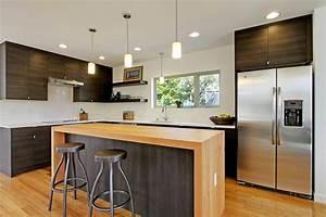 cuisine plan de travail cuisine ardoise avec orange With cuisine avec plan de travail