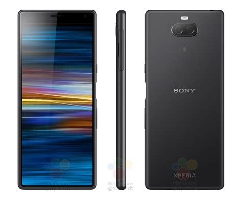 sony xperia xa leaks  tall  display phonedog