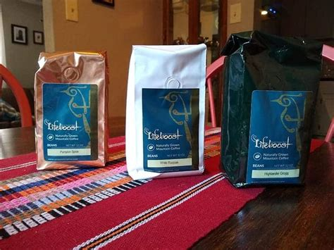 Lifeboost sent us a variety of coffee roasts and blends to brew and enjoy. Lifeboost Coffee Review: Organic, Low Acid Coffee Beans ...