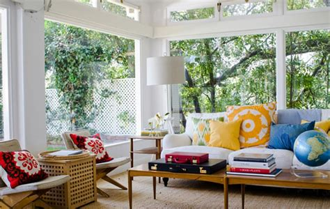 salon de jardin pour embellir une v 233 randa vitr 233 e design