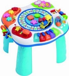 Table Eveil Bebe : premier jouet pour b b la table d 39 eveil pour d couvrir un livre le t l phone un ordinateur ~ Teatrodelosmanantiales.com Idées de Décoration