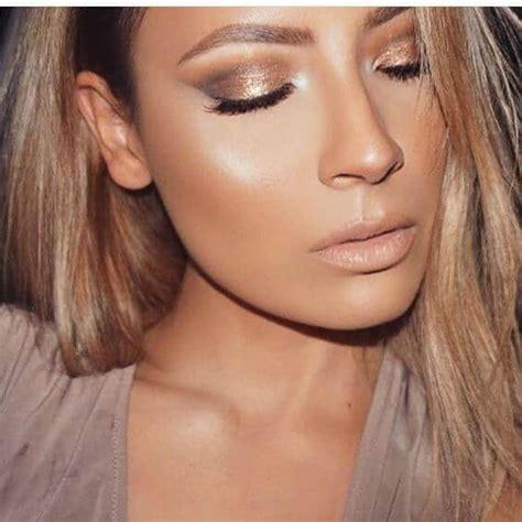 flawless bronze makeup ideas   sun kissed skin   fashion design