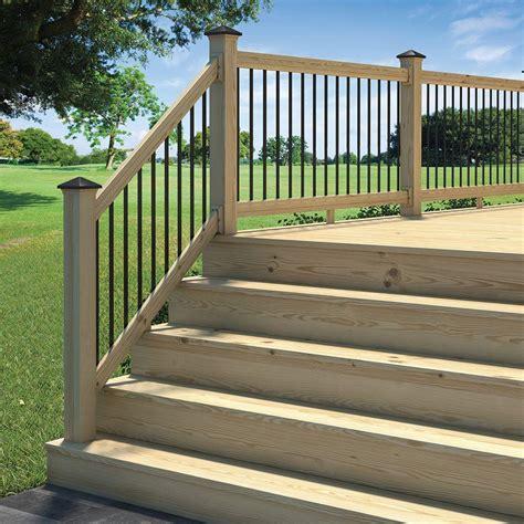 banister kits modern porch stair railing kits choosing porch railing