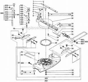 Hitachi C10rj Tablesaw Wiring Diagram