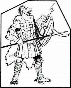 Gnolls Love Their Pole Arms   David Sutherland  Ad U0026d