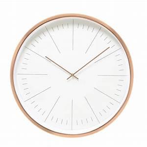 Horloge En Metal : horloge murale maison du monde ~ Teatrodelosmanantiales.com Idées de Décoration