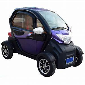 China Low speed electric car, 3 passengers, DOT/CE passed ...