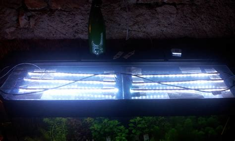 eclairage re led 6x24leds 7900lm pour 230l brut 34lm l on dirait
