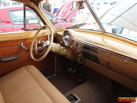 Sema 2013 1949 Chevrolet Tin Woody Genho