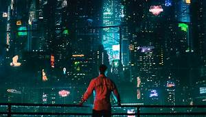 Altered Carbon Trailer Release Date And Images For