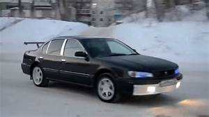 Nissan Cefiro A32 Russian Winter Mode