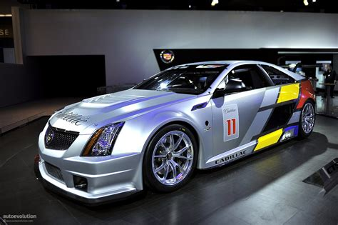 nyias  cadillac cts  race car