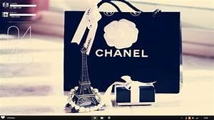 Windows 8 Desktop Screenshot - Chanel by WhippedVanilla on ...