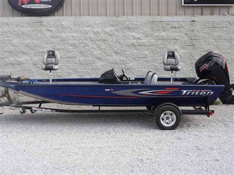 Tritoon Boats For Sale Houston by Triton 18 Tx Boats For Sale In United States Boats