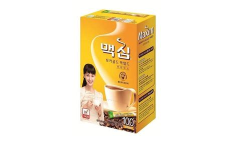 Prepared portions of coffee, sugar and creamer mix packed in one convenient stick. Maxim Mocha Gold Mild Korean Coffee Mix Instant 100Pcs Instant sticks | Groupon
