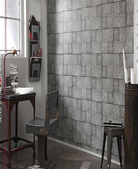 papier peint pour salle de bain papiers peints cr 233 atifs pour une salle de bain design design feria