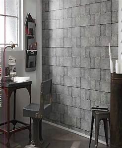 Papier Peint Pour Salle De Bain : trompe l oeil salle de bain meilleures images d ~ Dailycaller-alerts.com Idées de Décoration