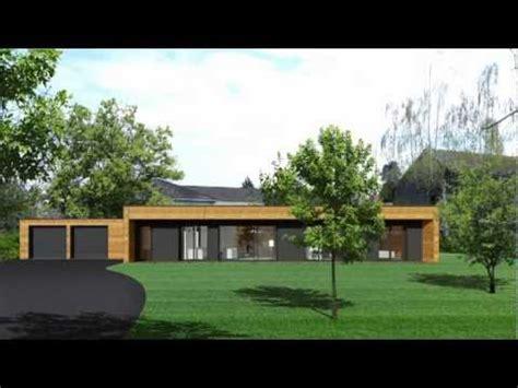 maison en bois booa www booa fr montage en une journ 233 e d une maison ossature bois booa