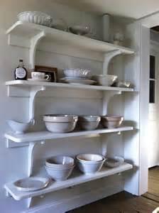 Kitchen Shelves