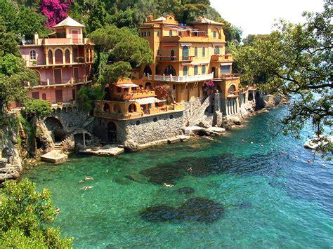 Portofino Genoa Italy Wallpaper Travel Hd Wallpapers
