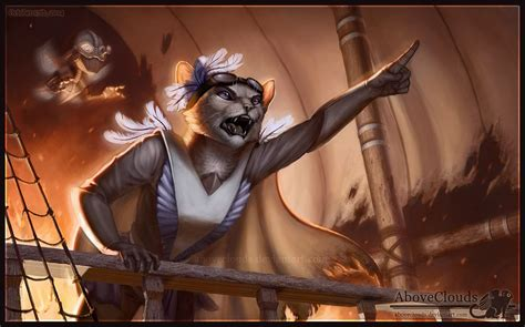 Leading the Charge by aboveClouds.deviantart.com #anthro # ...
