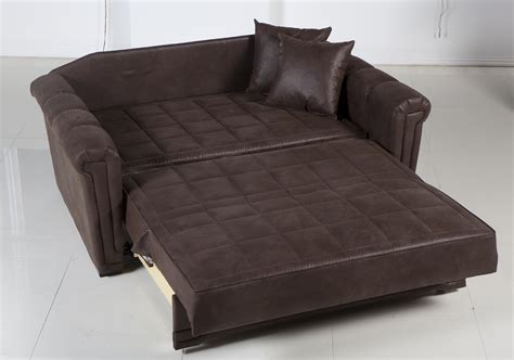 Loveseat Size Sleeper Sofa by Leather Loveseat Sleeper Sofa Mainstays 54 Loveseat