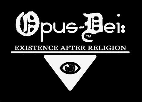 Opus Dei Illuminati by Rebelles Opus Dei