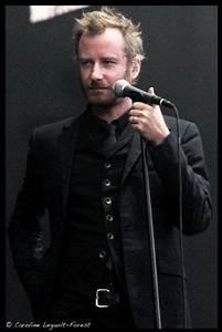 So, Matt Berninger from The National is sexxxy. Oh gingers ...