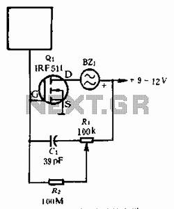 switching circuit other circuits nextgr With touch switch circuit 555 articlequot 555 timer circuits analog circuits