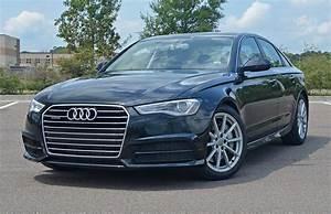 Audi A6 2017 Occasion : 2017 audi a6 2 0t quattro premium plus review test drive ~ Gottalentnigeria.com Avis de Voitures
