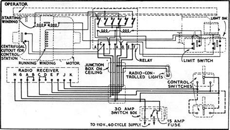 HD wallpapers wiring diagram for craftsman garage door opener