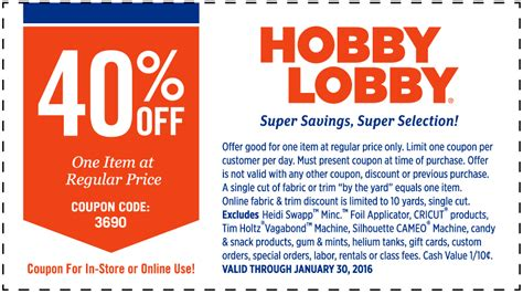 hobby towers coupons