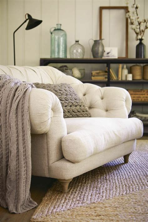Oversized Comfy Reading Chair