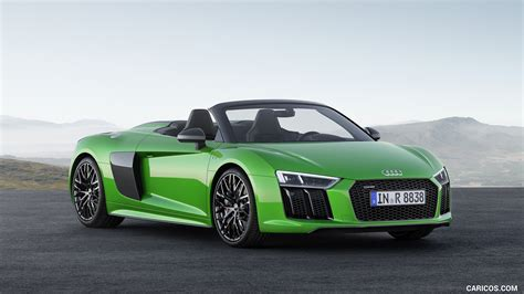 Audi R8 Hd Picture by Audi R8 Spyder V10 Plus Picture Flowers Wallpaper