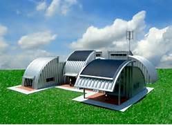Off Grid Home Design by Steel House Modular Prefab Off The Grid Green Design