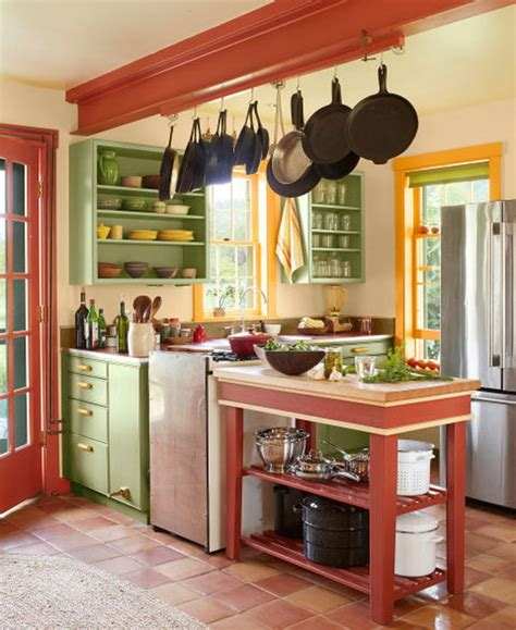 country kitchen paint color ideas 20 cool kitchen island ideas hative