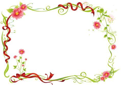 Cornici Floreali Da Stare Cornice Floreale Floral Frame 5 Vettoriali Gratis It