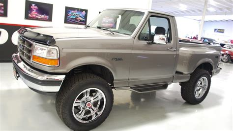 Sterling Mccall Fiat by 1992 Ford F150 Bed 4x4 Mecum Houston 2012 S29