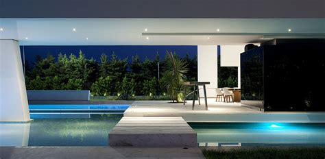 Impressive Ultra Modern House in Athens - Architecture Beast